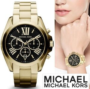 **NEW** Michael Kors MK5739 Women's Stainless Stee